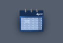 Blue Ui Calendar