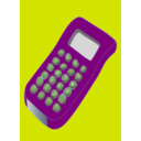 Purple Calculator