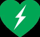 Defibrillator Logo