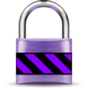 download Secure Padlock Gold clipart image with 225 hue color