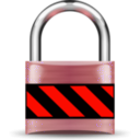 download Secure Padlock Gold clipart image with 315 hue color