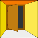 download Netalloy Door Exit clipart image with 0 hue color