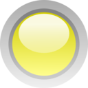 Led Circle Yellow