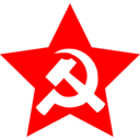 Hammer And Sickle In Star