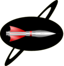 1950s Rocket Ship