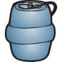 Keg Illustration By Fatty Matty Brewing