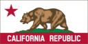 California Banner Clipart B