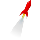 Launching Red Rocket