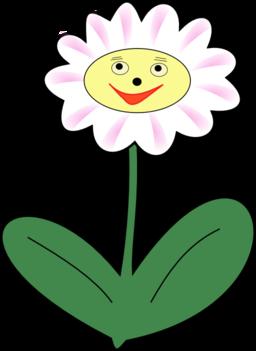 Daisy Simle Clipart | i2Clipart - Royalty Free Public Domain