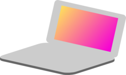 Laptop Simple Icon