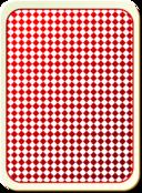 Card Backs Grid Red