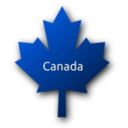 download Maple Leaf 2 clipart image with 225 hue color