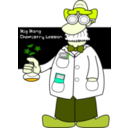 download Professorofchemistry clipart image with 45 hue color