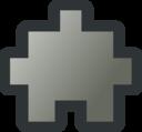 Icon Puzzle2 Grey