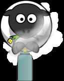 Spray Can Sheep