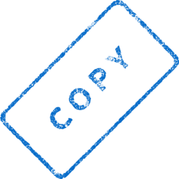 Copy Business Stamp 2