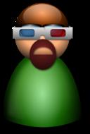 3d Glasses 4