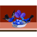 download Still Life 1 clipart image with 180 hue color