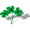 download Dobilai Clovers clipart image with 45 hue color