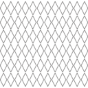download Diamond Grid Pattern No Color 1 clipart image with 45 hue color