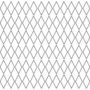 download Diamond Grid Pattern No Color 1 clipart image with 225 hue color