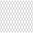 download Diamond Grid Pattern No Color 1 clipart image with 315 hue color