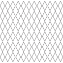 Diamond Grid Pattern No Color 1