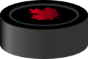 Hockey Puck Canada