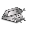 download Metal Icon clipart image with 135 hue color