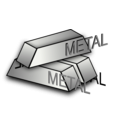 download Metal Icon clipart image with 225 hue color
