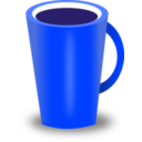 download Red Coffee Cup clipart image with 225 hue color