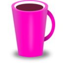 download Red Coffee Cup clipart image with 315 hue color