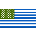 download Us Flag clipart image with 225 hue color
