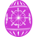 download Easter Egg Green clipart image with 225 hue color