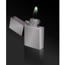 download Zippo clipart image with 90 hue color
