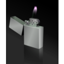 download Zippo clipart image with 270 hue color