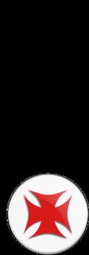 Croce Templare 13