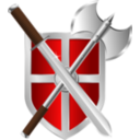 Sword Battleaxe Shield