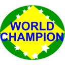 Brazil World Champion