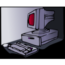 download 90s Pc clipart image with 225 hue color