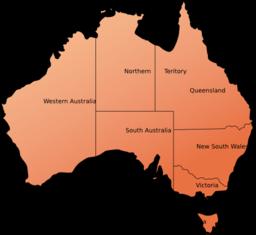 Australia Map Svg.Australia Map Clipart I2clipart Royalty Free Public Domain Clipart