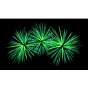 download Fireworks clipart image with 45 hue color