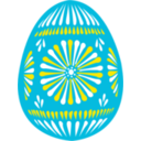 Easter Egg Blue