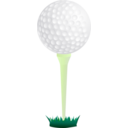 download Golf clipart image with 45 hue color