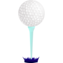 download Golf clipart image with 135 hue color