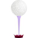download Golf clipart image with 225 hue color