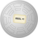 Motion Picture Film Reel Canister