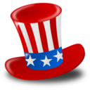 Independence Day Usa Icon