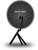 Dth Satellite Television Antenna