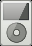 Ipod Tango Icon